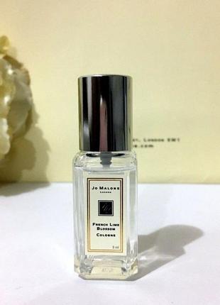 Jo Malone French Lime Blossom миниатюра 9 ml mini Оригинал