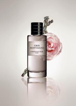 Christian Dior Gris Montaigne_Оригинал Eau de Parfum 5 мл_Распив