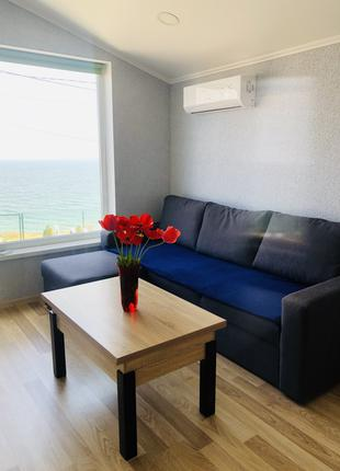 Апартаменты/дом/часть дома с видом на море !!!