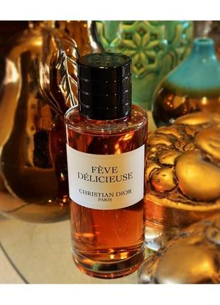 Christian Dior  Feve Delicieuse_Оригинал Eau de Parfum 5 мл