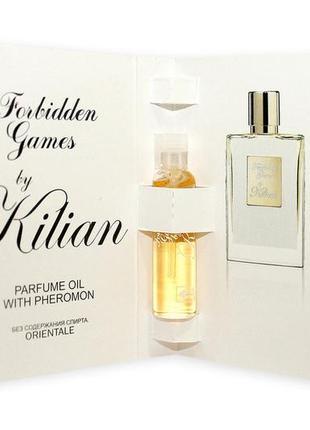 Forbidden Games By Kilian oil 5 ml  mini миниатюра пробник