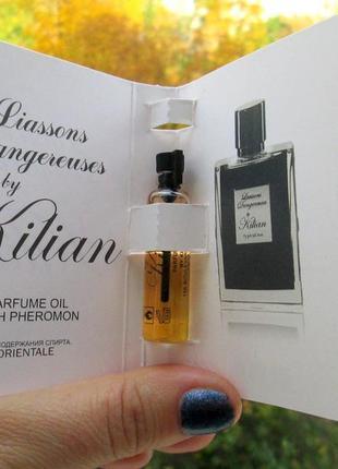 Kilian Liaisons Dangereuses_Оригинал 5 ml mini миниатюра масло