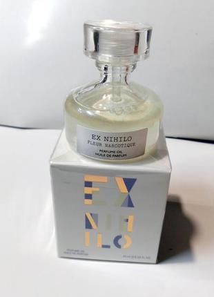 Ex Nihilo Fleur Narcotique Original refillis'20 ml масло