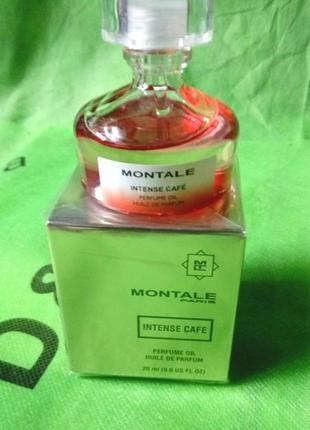 Montale Intense Original refillis' 20 ml масло