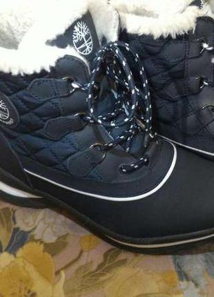 Зимние ботинки waterproof водонепроницаемые