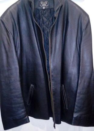 Продам кожаную куртку R&B Leather