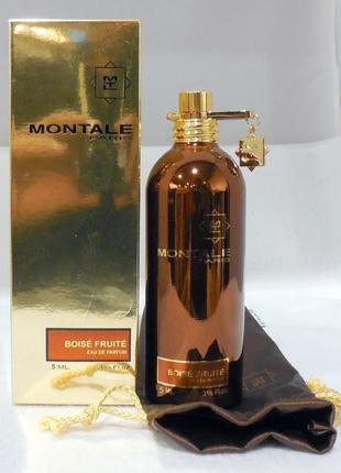 Montale boise fruite парфюмиров.вода оригинал
