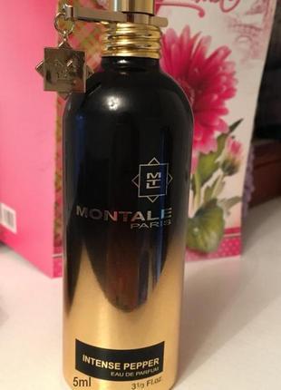 Montale intense pepper парфюмиров.вода оригинал