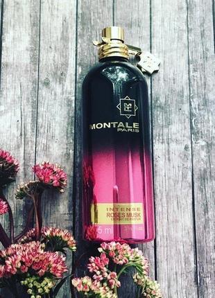 Montale intense roses musk парфюмиров.вода оригинал