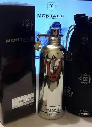 Montale wild pears парфюмиров.вода оригинал
