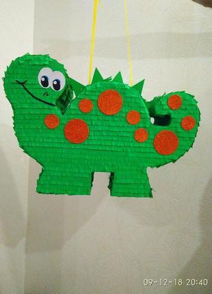 Пиньята на Ваш праздник Динозавр