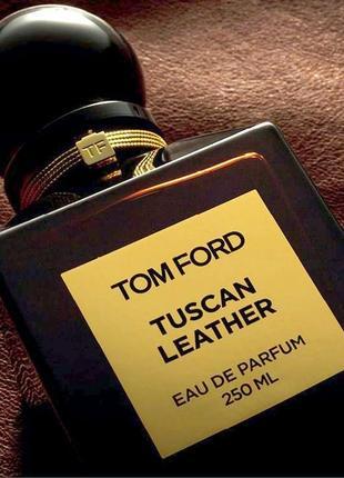 Tom Ford Tuscan Leather_Оригинал Eau de Parfum 3 мл_затест парф
