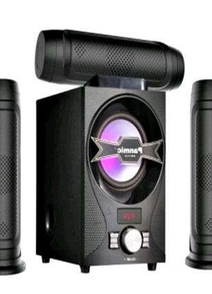 PA аудио система колонка E-603 | профессиональная акустическая мо