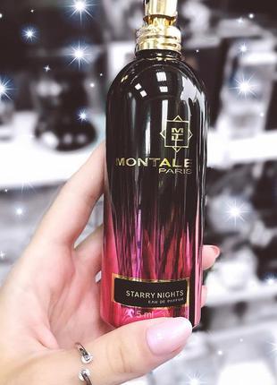Starry Night  Montale_Оригинал Eau de Parfum 5 мл