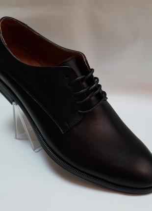 Кожаные классические туфли от производителя flamanti 40-45 р.