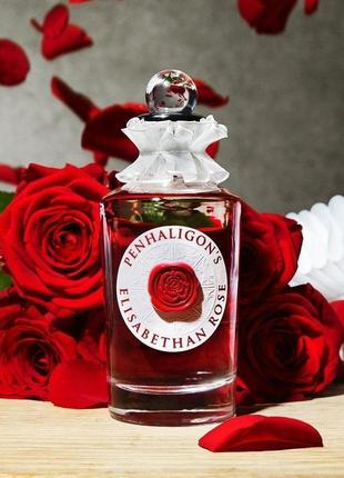 Elisabethan Rose Penhaligon`s_Оригинал Eau de Parfum 5 мл затест