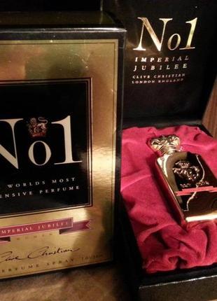 Clive christian No 1 Women_Распив и Отливанты аромата Original