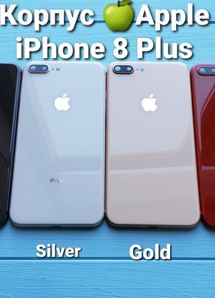 Корпус (задняя крышка) Apple iPhone 8 Plus Space Gray/Silver/Gold