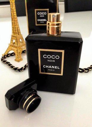Chanel _coco noir_original \ eau de parfum