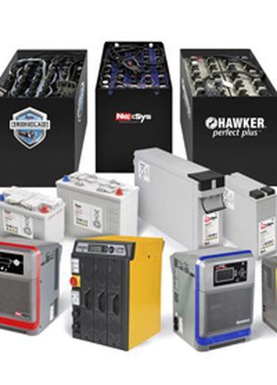 Тяговый аккумулятор АКБ на погрузчик, ремонт АКБ, зарядних станци