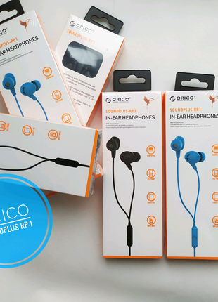 Наушники ORICO Soundplus RP1