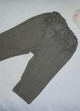Штанишки брюки h&m
