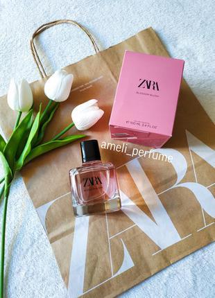 Zara blossom blush (edt 100 ml) (оригінальні парфуми, духи, ту...
