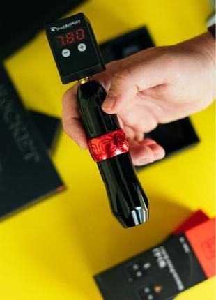 тату ручка пен rocket ротор беспроводной блок питания батарея rca
