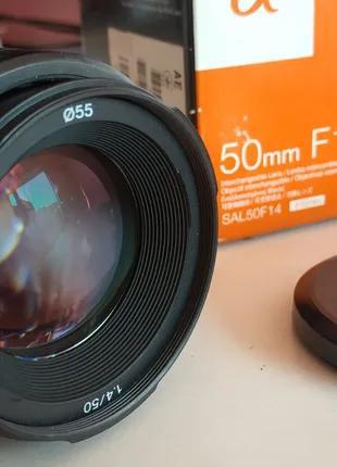 Sony А 50/1.4