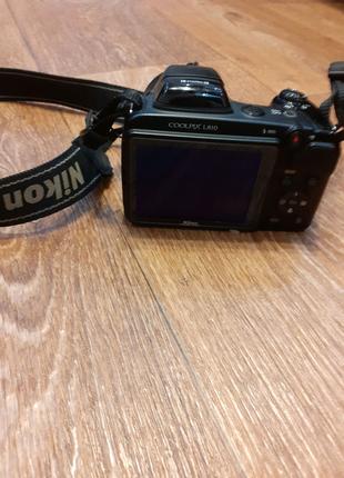 Срочно продам фотоаппарат Nicon L810