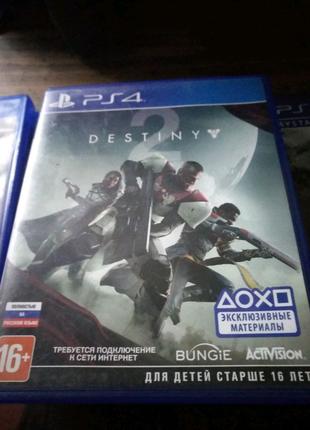 PS4 Desteny 2
