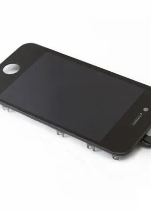 Модуль для iPhone 4G LCD with touch and frame black orig (TEST)