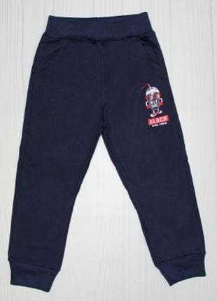 Спортивные брюки на мальчика на рост 98 см, 110 см, 116 см, 12...