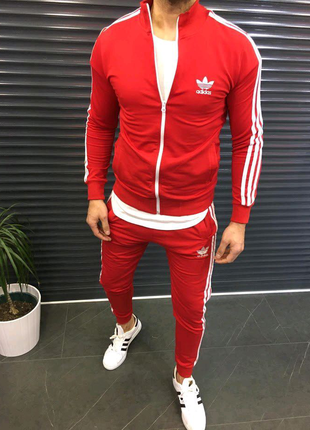 Мужской спорт костюм Adidas
