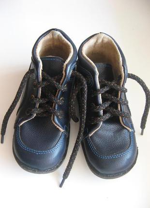 Детские ортопедические ботинки Т-002 15,5 см , Ортекс Украина