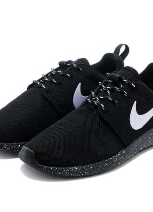 Кроссовки Nike Roshe Run Black
