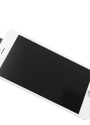 Дисплейный модуль Iphone 6 Plus LCD+touchscreen white high copy