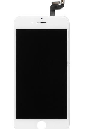 Дисплейный модуль iPhone 6S LCD+touchscreen white high copy TEST