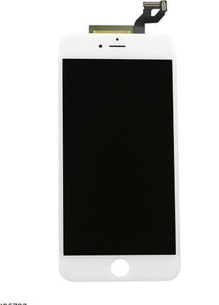 Дисплейный модуль IPhone 6S Plus LCD+touchscreen white orig TEST