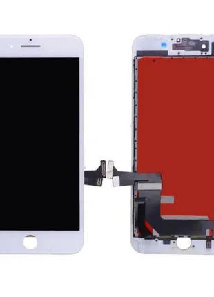 Дисплейный модуль iPhone 7 Plus LCD+touchscreen white high copy
