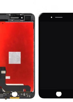 Дисплейный модуль IPhone 7 Plus LCD+touchscreen black orig (TEST)