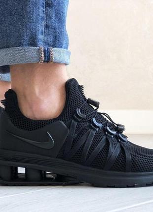 Кросівки nike shox gravity