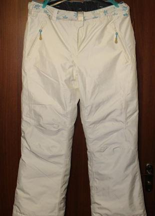 Лыжные зимние штаны брюки tcm polar dreams recco батал большог...