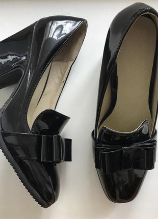 Туфли лаковые♟