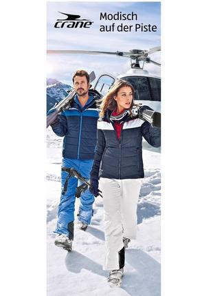 Лыжные штаны зимние брюки crane sports