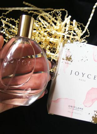 Туалетная вода joyce rose [джойс роуз]