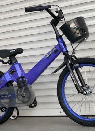 """Дитячий 18"""" колеса велосипед 5-9 років"""