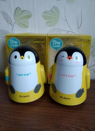 Подарочные коробки пингвины органайзеры неваляшки для косметик...