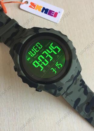 Спортивные мужские часы skmei, оригинал