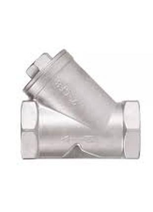 Фильтр осадочный резьбовой (Нержавеющая сталь)